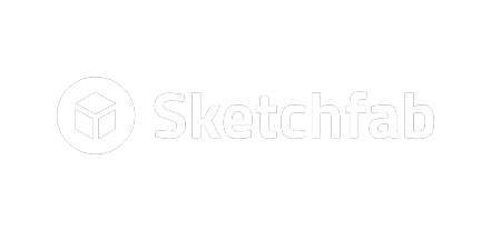 sketchfab blanco