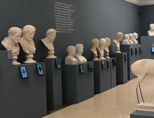 Tecnología nueva, colecciones antiguas