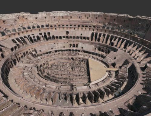 El pasado es nuestro futuro: Patrimonio 3D
