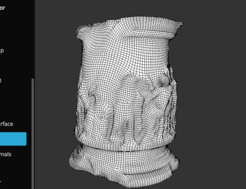 Lo que la textura esconde… en los modelos 3D