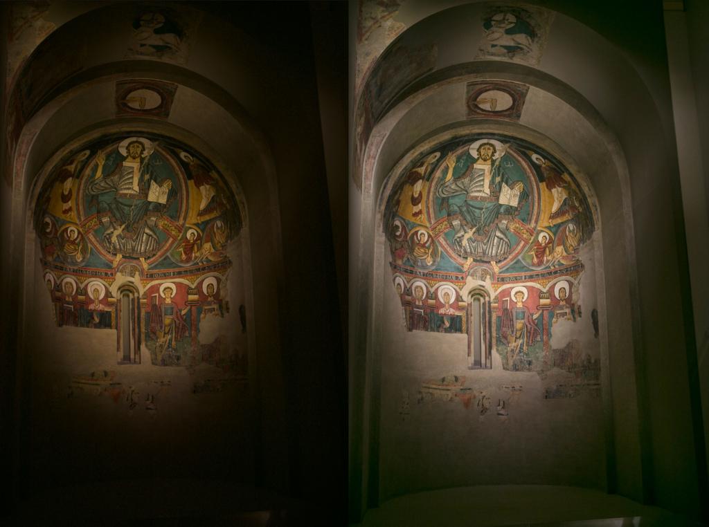 comparacion revelado pinturas taull raw