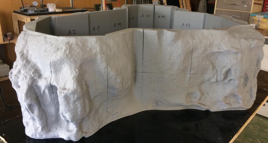 capitel fitero impresion 3D patrimonio ensamblada