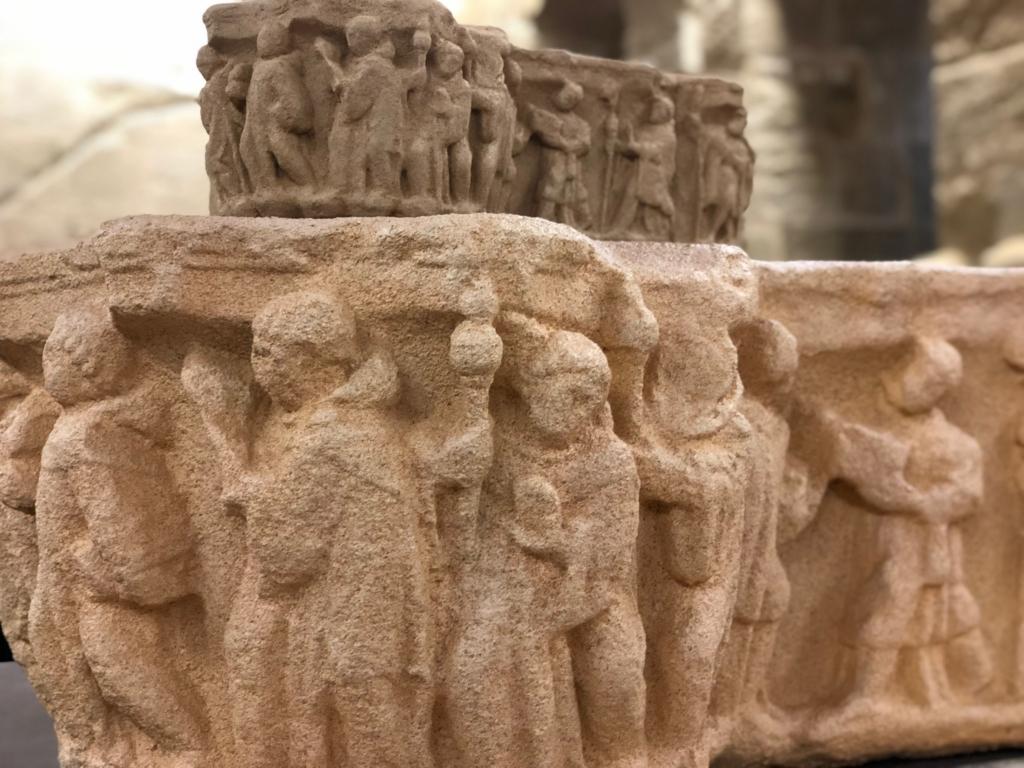 capitel fitero impresion 3D patrimonio