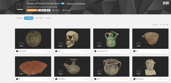 coleccion virtual museu de manacor
