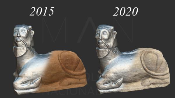Bicha de Balazote 3D 2015-2020