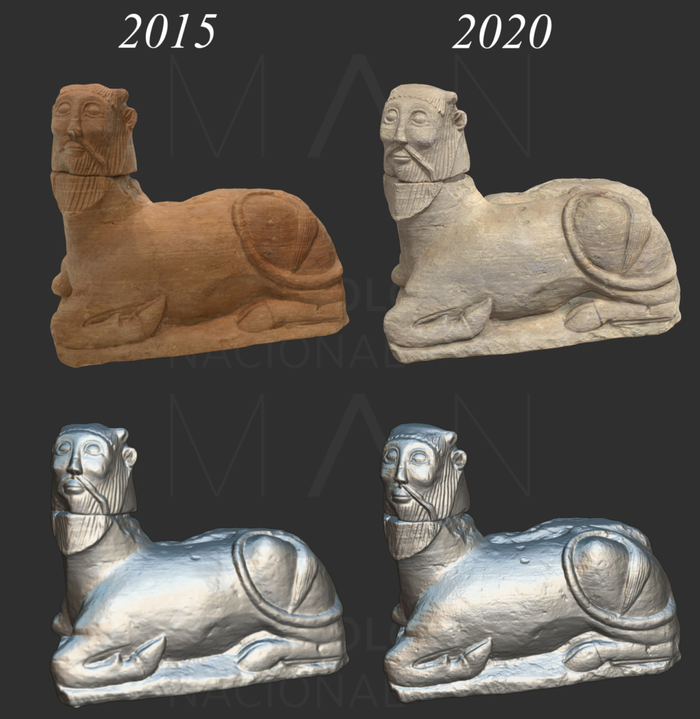 Bicha de Balazote 3D 2015-2020 composicion