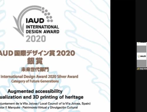 Premio internacional para la «Accesibilidad Aumentada» de Néstor F. Marqués y Vilamuseu